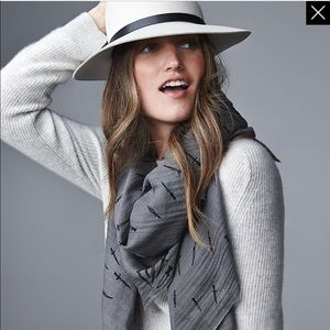 Rag and Bone Floppy Brim Fedora Hat